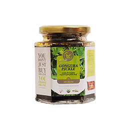 Terra Greens Organic - Gongura Pickle 250g