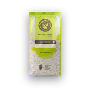 Terra Greens Organic - Urad Dal White Whole 1Kg