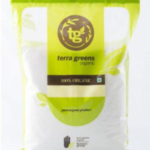 Terra Greens Organic - Whole Wheat Atta 5Kg