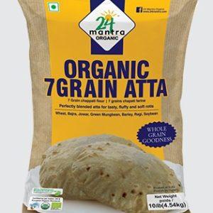 Rest of India 7 GRAIN ATTA 1 kg