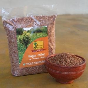 Finger Millet (500g.)