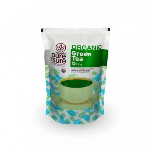 Green Tea Powder - 250 Gms
