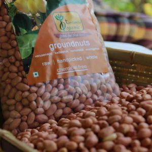 Hand Picked Groundnuts (500 gms.)