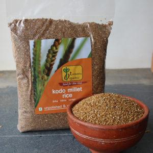 Kodo Millet Rice (500 gms.)