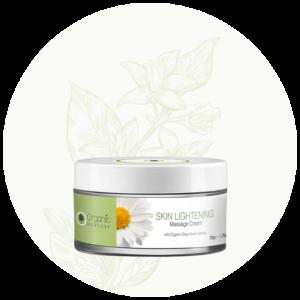 Skin Lightening Massage Cream