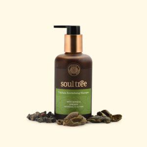 Triphala Revitalising Shampoo with Henna & Shikakai