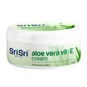 Aloe Vera & Vit. E Cream - 100gm