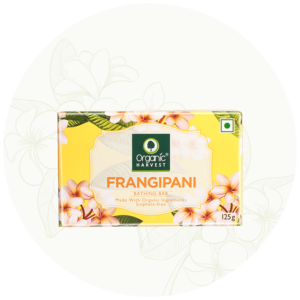 Frangipani Bathing Bar