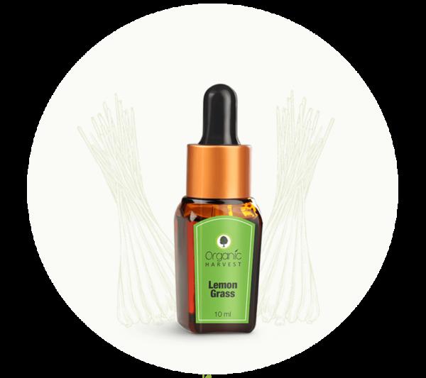 Lemon Grass Essential Oil