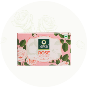 Rose Bathing Bar