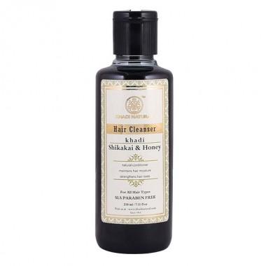 Shikakai & Honey Cleanser - SLS & Paraben Free