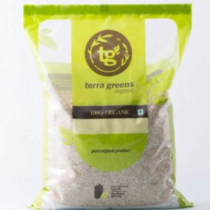 Terra Greens Organic - Sonamasuri Brown Rice 1kg