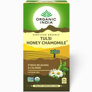 Tulsi Honey Chamomile 25 Tea Bags