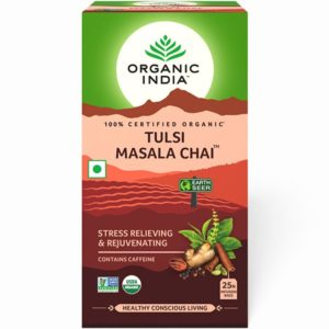 Tulsi Masala Chai 25 Tea Bags