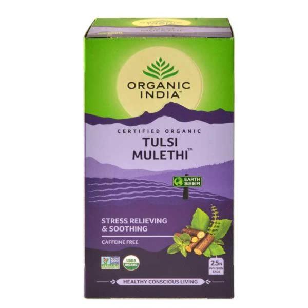Tulsi Mulethi 25 Tea Bags