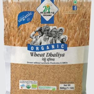 WHEAT DHALIYA 500 gms