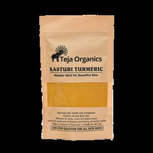 Kasturi-Turmeric