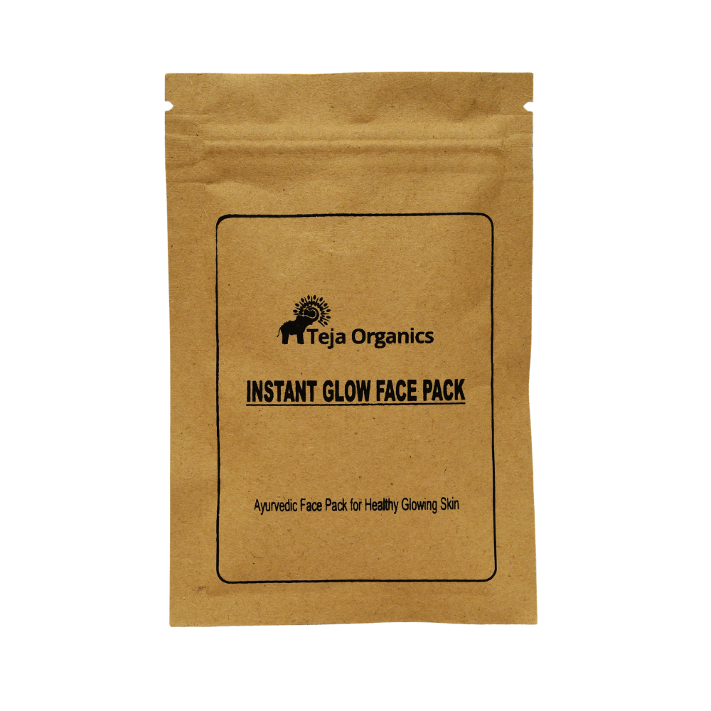 Instant Glow Face Pack 20 gm