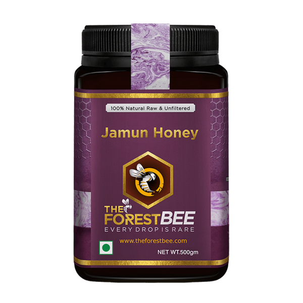JAMUN-HONEY-The-Forest-BEE-500gm