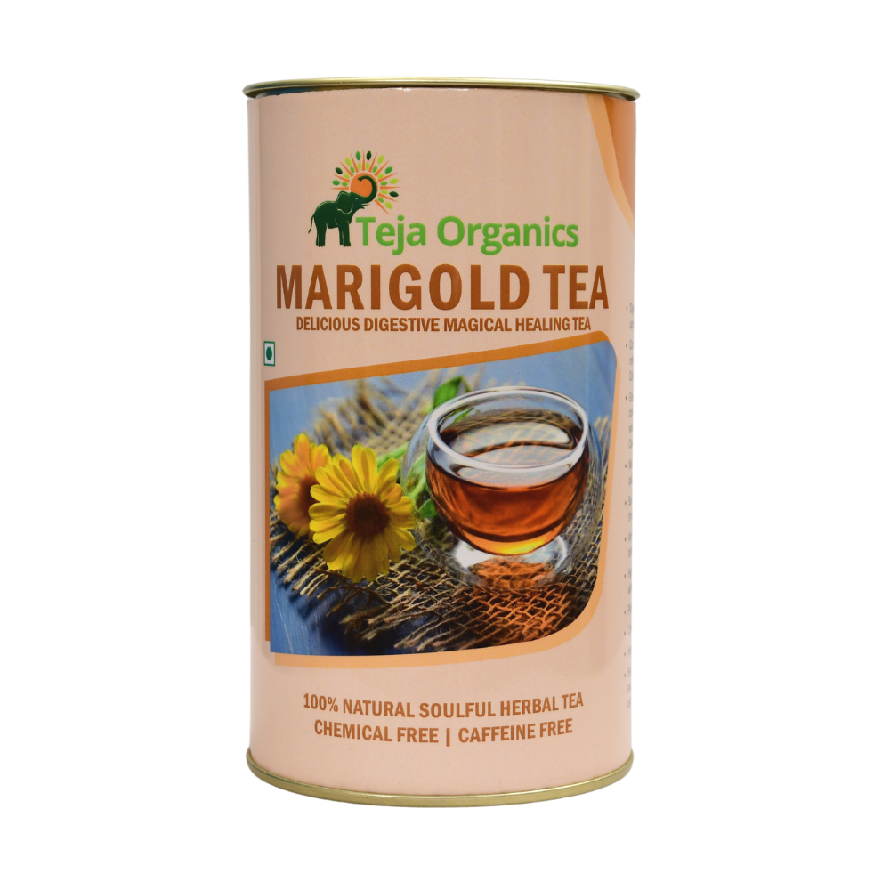 mari gold tea