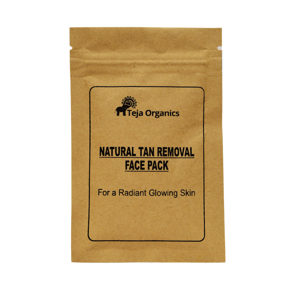 Natural Tan Removal Face Pack 20 gm