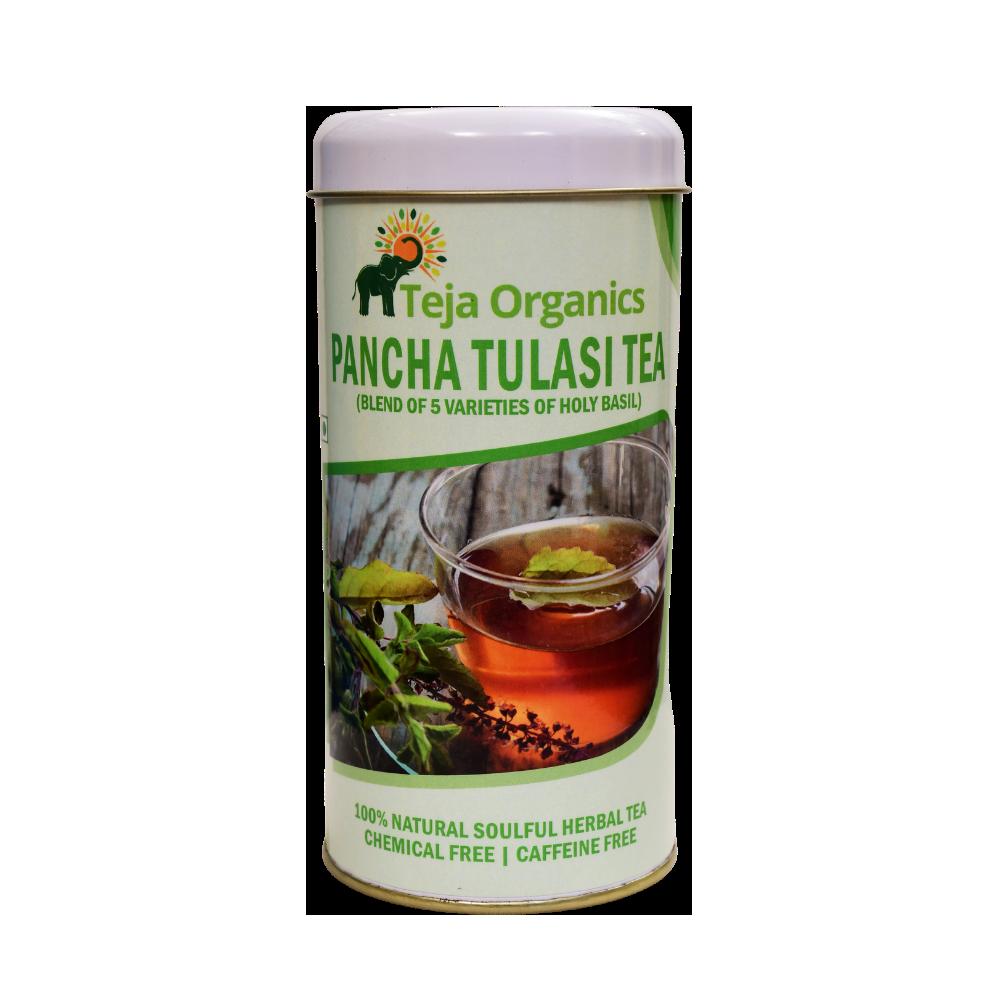 Pancha Tulasi Tea