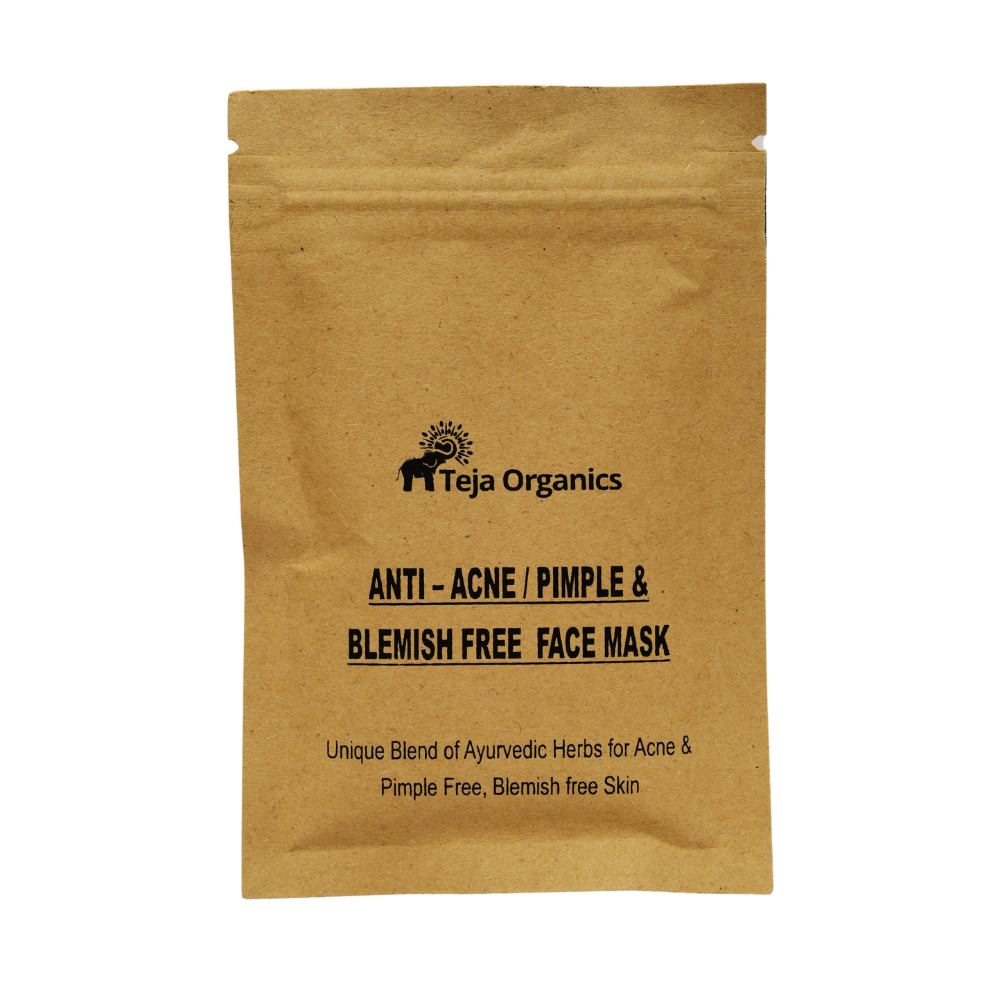 Anti AcnePimple & Blemish Free Face Pack 20 gm