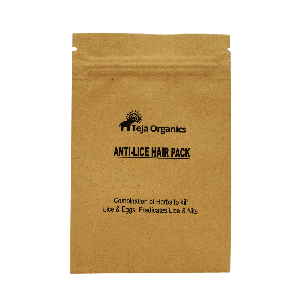 Anti Lice Hair Pack 20 gm