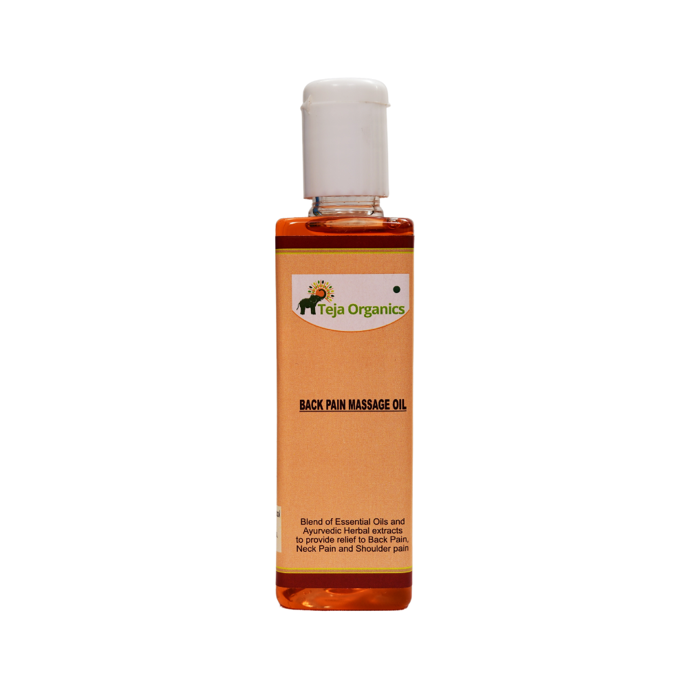 Back Pain Massage Oil 100 ml
