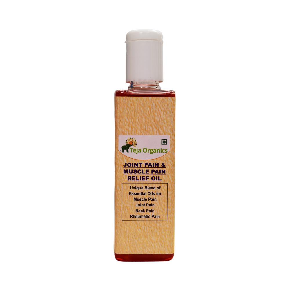 Joint Pain & Muscle Pain Relief Oil 100 ml