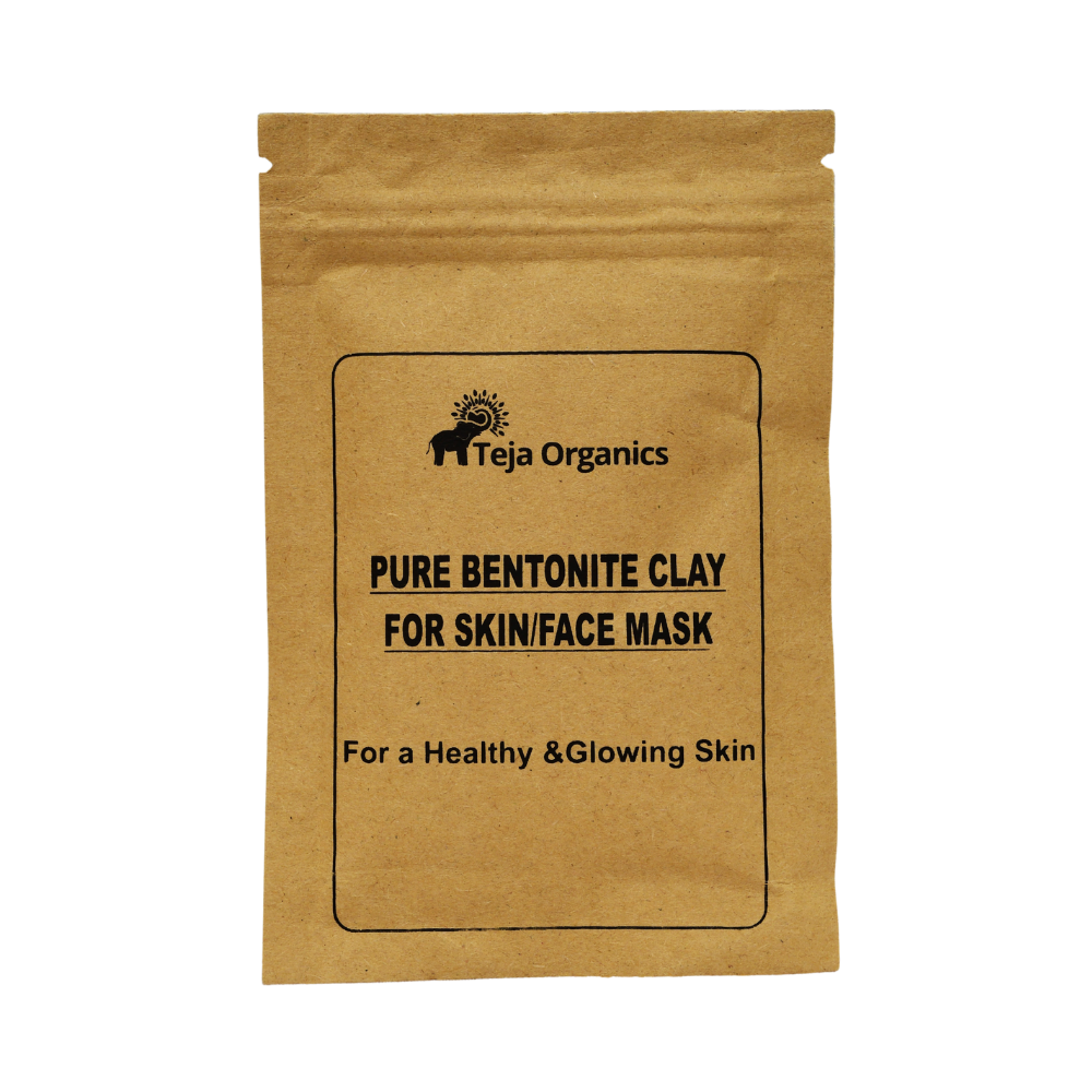 Pure Bentonite Clay for SkinFace Mask 20 gm