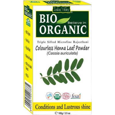 colorless leaf powder